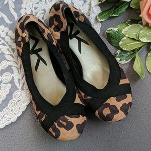 Anne Klein Sport Shoes - Anne Klein Sport Leopard flats